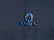 Watchman Surveillance Logo - Entry #101