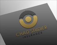 Chad Studier Insurance Logo - Entry #156