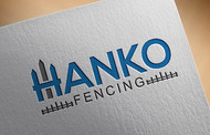Hanko Fencing Logo - Entry #77