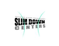 Slim Down Centers Logo - Entry #4