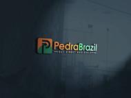 PedraBrazil Logo - Entry #52
