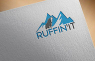 Ruffin'It Logo - Entry #133