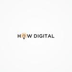 How Digital Logo - Entry #111