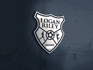 Logan Riley Soccer Logo - Entry #86
