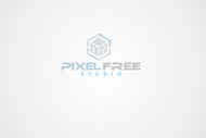 PixelFree Studio Logo - Entry #102
