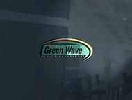 Green Wave Wealth Management Logo - Entry #436