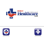 Mobile Healthcare EHR Logo - Entry #121