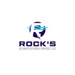 Rock's AC and Electrical Services, L.L.C. Logo - Entry #42