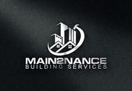 MAIN2NANCE BUILDING SERVICES Logo - Entry #105