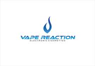 Vape Reaction Logo - Entry #118