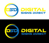 Digital Signs Direct Logo - Entry #15