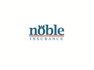 Noble Insurance  Logo - Entry #125