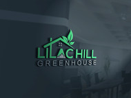 Lilac Hill Greenhouse Logo - Entry #85