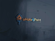 uHate2Paint LLC Logo - Entry #68