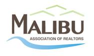 MALIBU ASSOCIATION OF REALTORS Logo - Entry #29