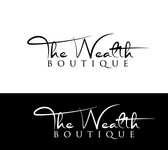 the wealth boutique Logo - Entry #39