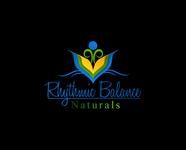 Rhythmic Balance Naturals Logo - Entry #96