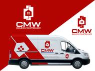CMW Building Maintenance Logo - Entry #527