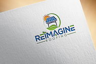 Reimagine Roofing Logo - Entry #90