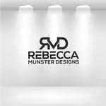 Rebecca Munster Designs (RMD) Logo - Entry #225