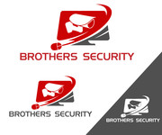 Brothers Security Logo - Entry #153