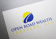 "Open Road Wealth Services, LLC  (The ""LLC"" can be dropped for design purposes.) Logo - Entry #79"