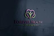 Forever Health Studio's Logo - Entry #106