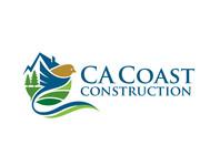 CA Coast Construction Logo - Entry #264