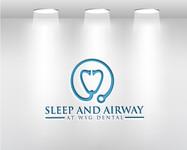 Sleep and Airway at WSG Dental Logo - Entry #420