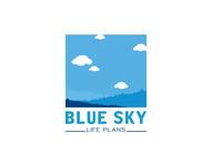 Blue Sky Life Plans Logo - Entry #245