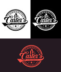 Carter's Commercial Property Services, Inc. Logo - Entry #60