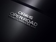 "Open Road Wealth Services, LLC  (The ""LLC"" can be dropped for design purposes.) Logo - Entry #26"