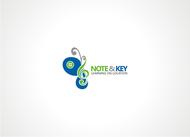 Note & Key Logo - Entry #63