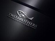Two Brothers Roadhouse Logo - Entry #37