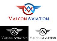 Valcon Aviation Logo Contest - Entry #102