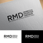 Rebecca Munster Designs (RMD) Logo - Entry #140