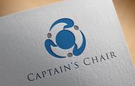 Captain's Chair Logo - Entry #102