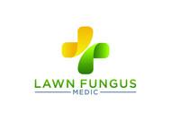 Lawn Fungus Medic Logo - Entry #66