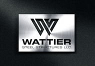 Wattier Steel Structures LLC. Logo - Entry #16