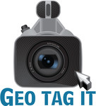 Android/iOS GPS/Photo tagging App Icon Logo - Entry #63