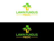 Lawn Fungus Medic Logo - Entry #13