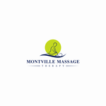 Montville Massage Therapy Logo - Entry #254