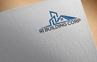 RI Building Corp Logo - Entry #343