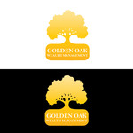 Golden Oak Wealth Management Logo - Entry #228