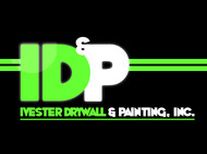 IVESTER DRYWALL & PAINTING, INC. Logo - Entry #141