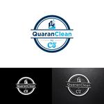 QuaranClean Logo - Entry #110
