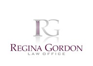 Regina Gordon Law Office  Logo - Entry #100