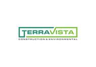 TerraVista Construction & Environmental Logo - Entry #258