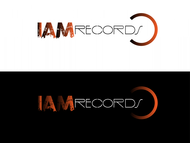 I Am Records Logo - Entry #32
