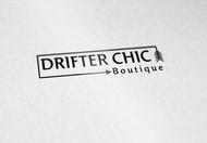 Drifter Chic Boutique Logo - Entry #284